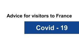Coronavirus – COVID-19 : Advice for visitors to France